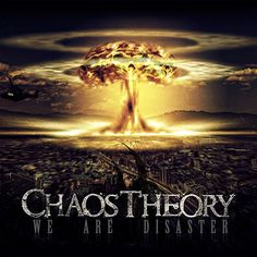 "Chaos Theory' sophomore release ""We Are Disaster"" has been nominated for ""Loud Recording of the Year"" at the 2016 ECMA's..."