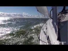 Sony HDR-CX730 im Yachtfernsehen-Test - by Yachtfernsehen.com. Endlich wackelfreie Videos vom Segeln und anderen Sportarten.