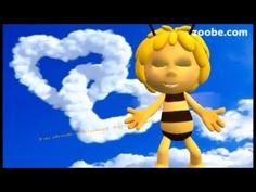 Gute Nacht - ich hab dich lieb...Little Baby sleep...;) Schlumpfine, Zoobe, Animation - YouTube