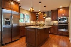 Bi Level Kitchen Remodels | ... And Remodeling Ideas And Inspiration,  Kitchen And