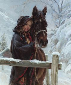 Artist Dan gerhartz | InSight Gallery - Artist: Daniel F. Gerhartz - Title: Wrapped in ...