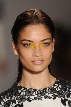 Lela Rose, Spring 2013 - Best Spring 2013 Runway Makeup - StyleBistro