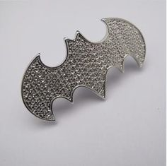 Anillo Batman Plata via 7rock. Click on the image to see more!