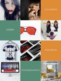 graphic design and ideas #studiocreativi #roma studiocreativi.it