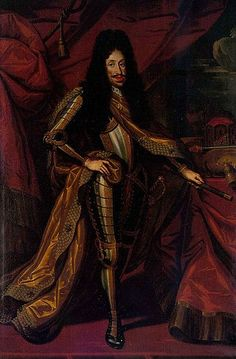 Portrait of Leopold I, Holy Roman Emperor, artist unknown, c. before 1705