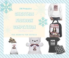 a great for yourself or someone you love this There's something for everyone (including the dog), so don't miss your chance to enter! Christmas Competitions, Website Details, Competition Time, Dog, Gift, Diy Dog, Doggies, Gifts, Dogs