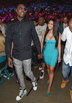 9c92f530fba Nicki Minaj   Meek Mill Break Up   He s Furious She Hasn t Defended Him In  Drake Feud