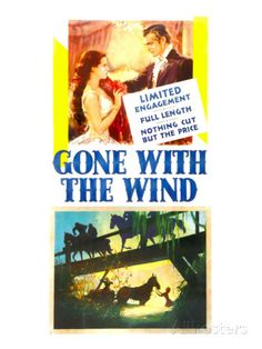 Gone with the Wind, Vivien Leigh, Clark Gable, 1939 Movies Photo - 46 x 61 cm Old Film Posters, Classic Movie Posters, Classic Movies, Old Movies, Vintage Movies, Great Movies, See Movie, Movie Tv, Wind Movie