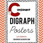 This is a set of colorful and bright posters to teach and reinforce consonant digraphs....