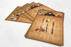 » Free Restaurant Flyer Mockup Template PSDFree PSD,Vector,Icons,Graphics