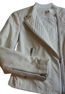 Céline Biker New Us 4 - 38 - Leather Motorcycle Moto Jacket Coat Vest - 90% Off Retail