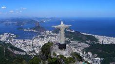 Cristo Redentor - RIo de Janeiro - Brazil Click the picture for more wonderful beaches in Brazil