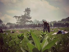 """""""I've lost all"""" Pickett's charge at the 150th BGA Gettysburg Reenactment"""