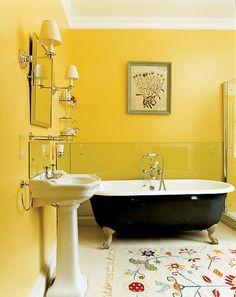 The best bathrooms in Vogue.