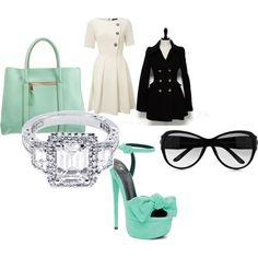 Tiffany Blue <3