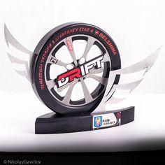 Награда по дрифту Шина с Крыльями - nagrada.ua™