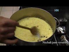 Jak se vaří rýže v Indii? Přisypat trochu kari nestačí, podívejte se - YouTube
