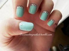 jewels #nails #manicure