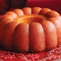 Lemon-Coconut Pound Cake - FineCooking
