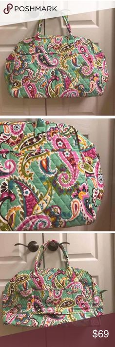 NWT Vera Bradley tutti frutti weekender travel bag NWT Vera Bradley tutti frutti weekender travel bag Vera Bradley Bags Travel Bags