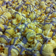 White Chocolate Lavender Popcorn! | Favorite Recipes