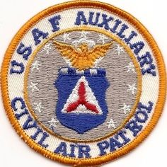 Civil Air Patrol Patch