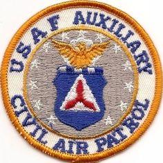 Civil Air Patrol Patch