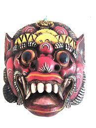 bali mask - Google Search