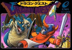Dragon Quest for the Famicom