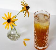 The Queen Anne tea cocktail — The Tea Squirrel