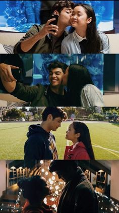 Peter and Lara Jean Noah centineo and Lana condor To all the boys I've loved before Lara Jean, Cute Relationship Goals, Cute Relationships, Cute Couples Goals, Couple Goals, Love Movie, Movie Tv, Films Netflix, Jean Peters