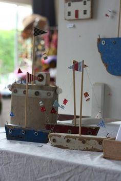 Crafty boats