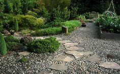 40 best Gravel & Rock Garden Ideas images on Pinterest   Vegetable ...
