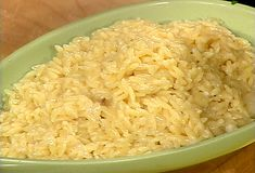 Rachel Ray Cheesy Orzo Recipe, may try it with couscous. Orzo Recipes, Side Dish Recipes, New Recipes, Dinner Recipes, Cooking Recipes, Favorite Recipes, Healthy Recipes, Side Dishes, Recipies
