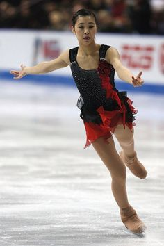 Kanako Murakami(JAPAN) : Skate Canada 2012