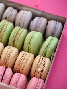 A tutibiztos macaron recept Hungarian Cake, Hungarian Recipes, Cake Pops Recept, Vanilla Macarons, Macaron Flavors, Macaroon Recipes, Perfect Cookie, Sweet Life, Macaroons