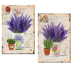 Lavender Canvas Wall Art Prints,Classical Flower Picture Canvas Printing for Home Wall Decor ,Floral Bedroom Wall Decal Art,Stretched,Ready to Hang On ** Wow! I love this. Check it out now! (This is an amazon affiliate link. I may earn commission from it)