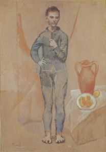Juggler with Still Life - Pablo Picasso - The Athenaeum