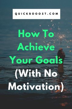 Motivation is great, but you can't rely on it to help you achieve your goals. Instead, when it comes to goal setting you need a consistent, reliable system. #goals #goalsetting #motivation Time Management Activities, Time Management Printable, Time Management Quotes, Good Time Management, Productive Things To Do, Things To Do At Home, Things To Do When Bored, Productive Day, Getting Things Done