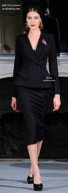 Yanina Couture Fall 2015-16