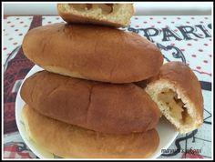 559. Bulochki (Russian sweet yeast rolls)