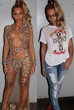 Beyoncé  May 2015