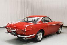 1961 Volvo P1800 Coupe   Hyman