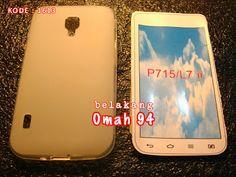 Jual Silikon Soft Case LG Optimus L7 ii P715 Dual Bening (Clear) Transparan | Toko Online Rame | KODE BARANG : 1613