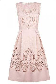 2701456776225971056635 Pale Pink Wedding Guest Dress