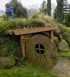 Cabane Hobbit 77 best cabanes et jeux images on pinterest | children garden