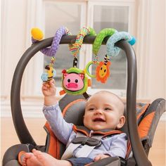 2016 New Infant Toys Baby Crib Revolves Around The Bed Stroller Playing Toy Car Lathe Hanging Baby Rattles Mobile months Crib Toys, Baby Toys, Baby Baby, Preschool Kids Games, Hanging Crib, Best Baby Cribs, Baby Vision, Toys For Us, Activity Toys