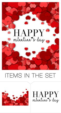 """""""Kisses"""" by stylewiktoria ❤ liked on Polyvore featuring art"""