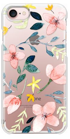 Casetify iPhone 7 Snap Case - CHERRY BLOSSOMS by Iisa Mönttinen