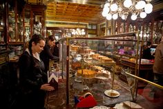 Demel, one of the oldest cafes in Vienna   What to Do in Vienna - NYTimes.com